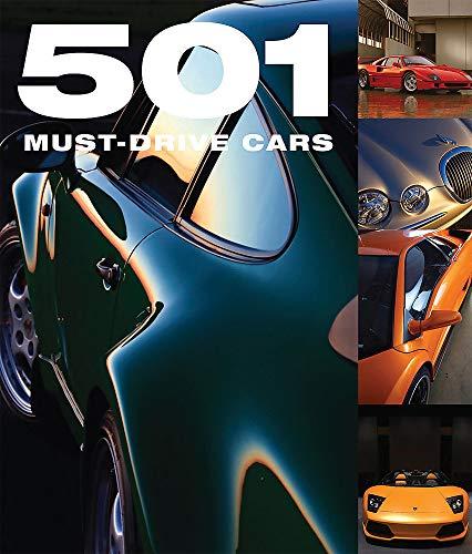 501 Must-drive Cars: Fid Backhouse; Kieran Fogarty; Sal Oliver