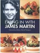 Eating in with James Martin: James Martin