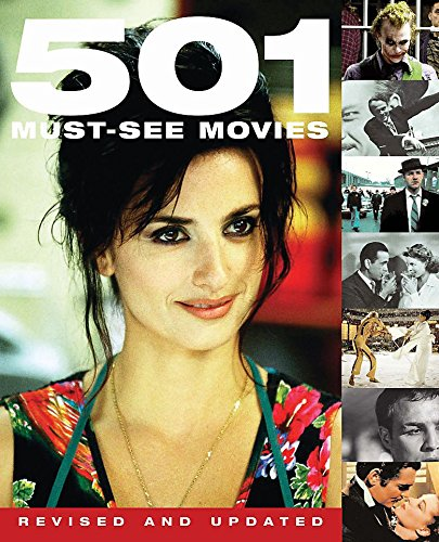 9780753719541: 501 Must-See Movies