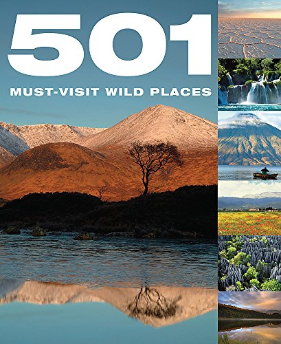 9780753720141: 501 Must-Visit Wild Places
