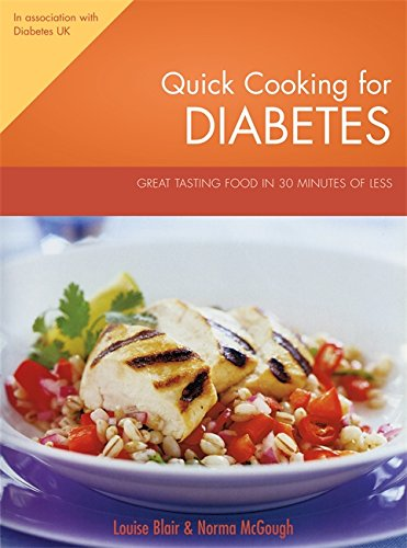 9780753720523: Quick Cooking For Diabetes