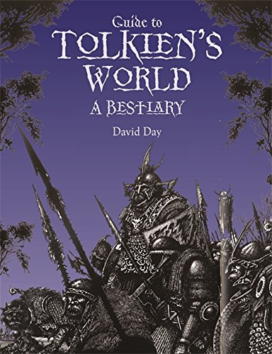9780753720806: Guide to Tolkien's World: A Bestiary