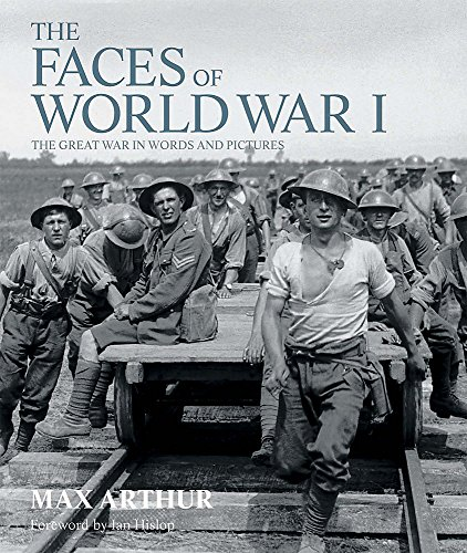 9780753721148: The Faces of World War I: The Great War in words & pictures