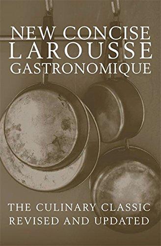 Concise Larousse Gastronomique: Hill, Harry