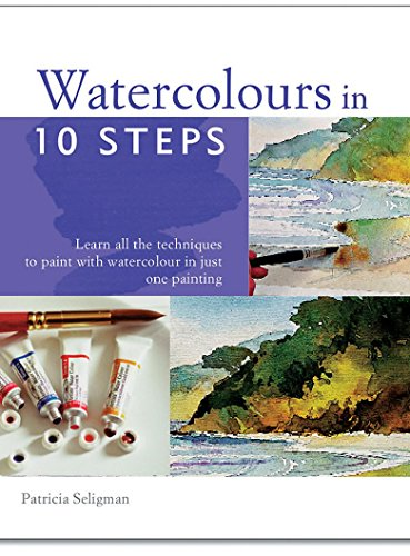9780753722534: Watercolours in 10 Steps