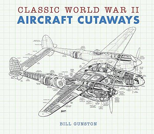 9780753722886: Classic World War II Aircraft Cutaways