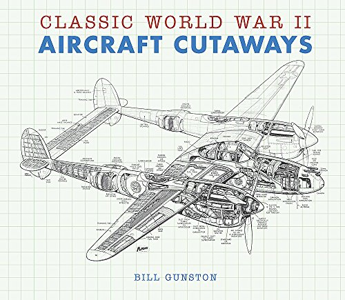 9780753722886: Classic World War II Aircraft Cutaways