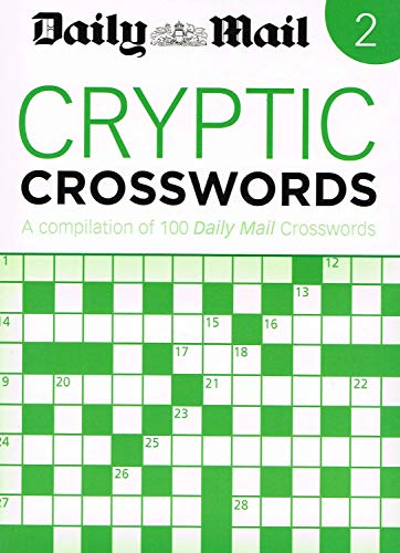 9780753724071: Daily Mail Cryptic Crosswords 2
