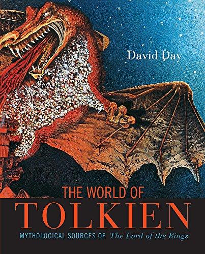 9780753724460: Tolkien's World: Mythological Sources of the