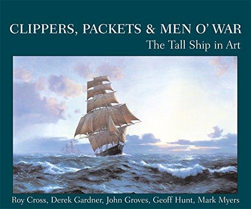 9780753724675: Clippers, Packets & Men O' War