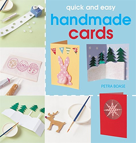 9780753725214: Quick and Easy Handmade Cards