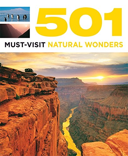 9780753725962: 501 Must-Visit Natural Wonders (501 Series)