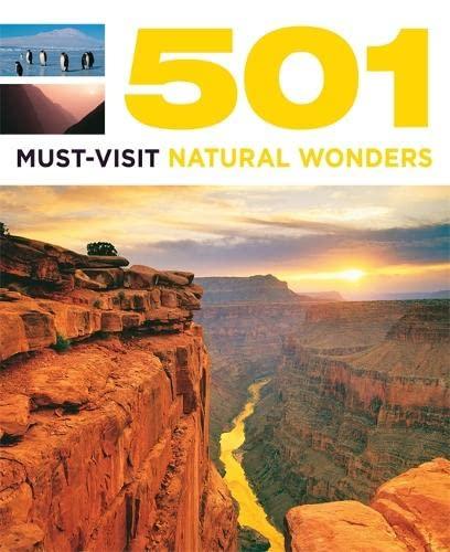 9780753725962: 501 Must-See Natural Wonders