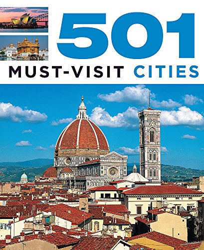 9780753725979: 501 Must-Visit Cities
