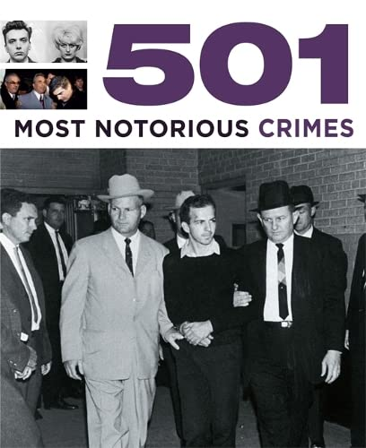 9780753725986: 501 Most Notorious Crimes (501 Series)
