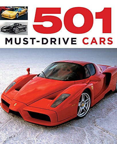9780753726006: 501 Must-Drive Cars