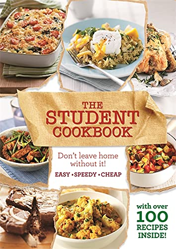 9780753726150: Student Cookbook