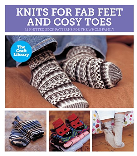 9780753726907: The Craft Library: Knits for Fab Feet & Cosy Toes