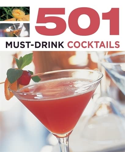 9780753726990: 501 Must-Drink Cocktails (501 Series)