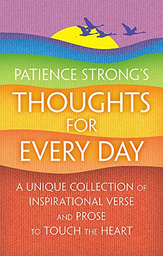 9780753727539: Patience Strong's Thoughts for Every Day