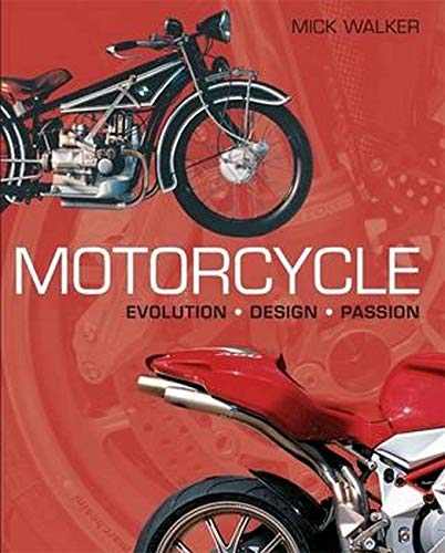 9780753727638: Motorcycle: Evolution; Design; Passion