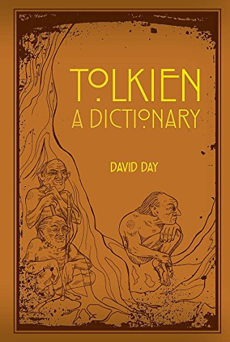 9780753727966: A Dictionary of Tolkien