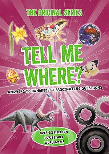9780753728079: Tell Me Where?
