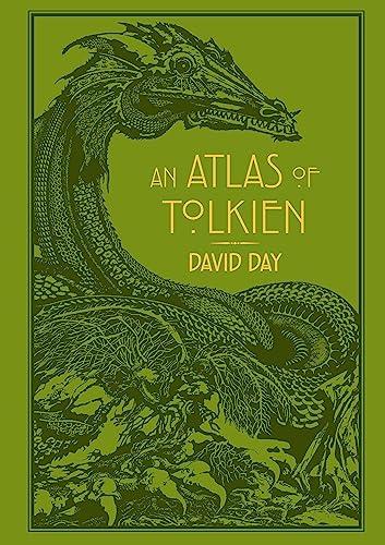9780753729373: Tolkien Four Colour Atlas