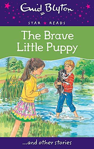9780753729489: The Brave Little Puppy (Enid Blyton: Star Reads Series 7)
