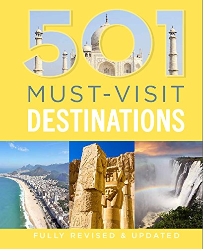 9780753729823: 501 Must-Visit Destinations