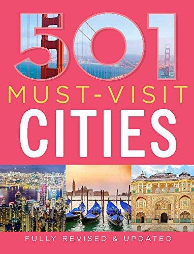 9780753729830: 501 Must-Visit Cities (501 Series)