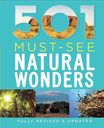 9780753729847: 501 Must-Visit Natural Wonders (501 Series)