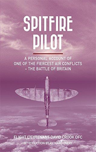 9780753729991: Spitfire Pilot (Transport)