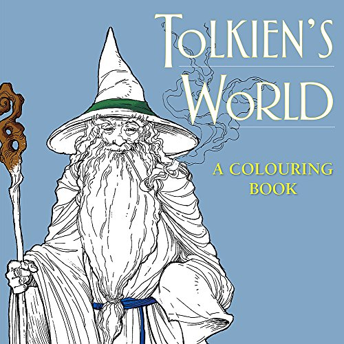 9780753730201: Tolkien's World: A Colouring Book