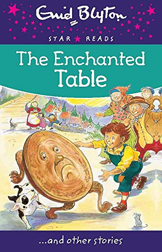 9780753730584: The Enchanted Table (Enid Blyton Star Reads)