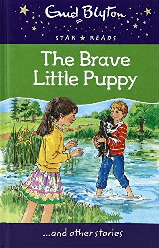 9780753731772: The Brave Little Puppy (Enid Blyton: Star Reads Series 7)