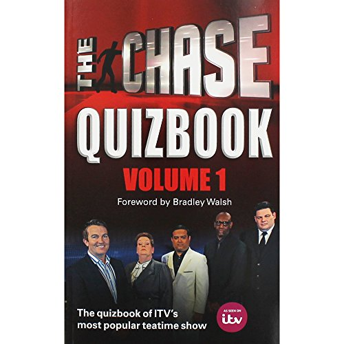 9780753732083: The Chase Quizbook Volume 1: The Chase is on!