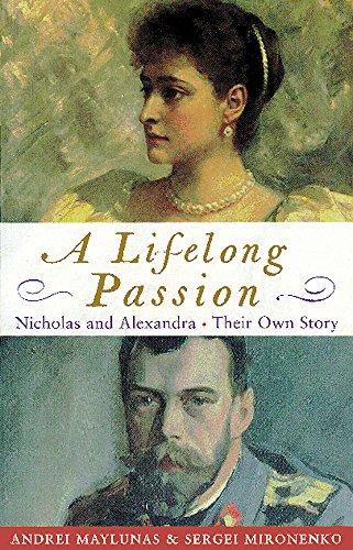 9780753800447: Lifelong Passion Nicholas and Alexandra (Phoenix Giants)
