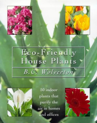 9780753800461: Eco-friendly Houseplants: 50 Indoor Plants That Purify the Air
