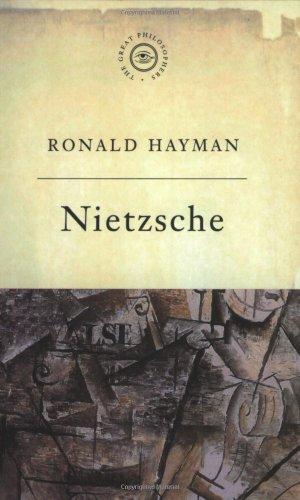 9780753801888: Nietzsche (Great Philosophers)
