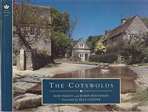 THE COTSWOLDS (COUNTRY S.): ROBIN WHITEMAN, ROB