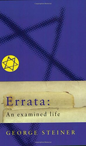 9780753804698: Errata: A Life in Ideas (Master Minds)