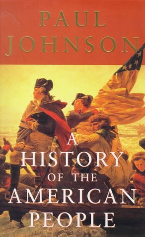 9780753804735: A History of the American People