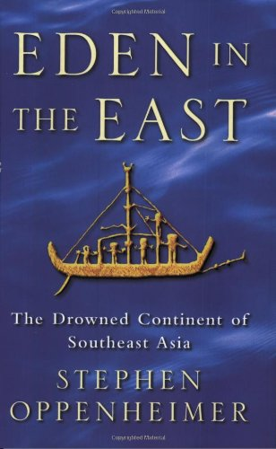 9780753806791: Eden in the East: The Drowned Continent of Southeast Asia
