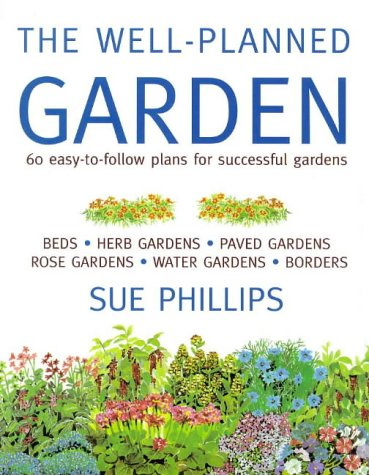 9780753807149: The Well-planned Garden