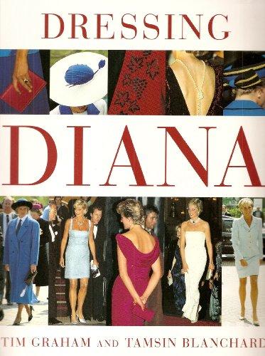 9780753807248: Dressing Diana (Diana Princess of Wales)