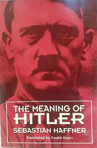 9780753808986: The Meaning of Hitler