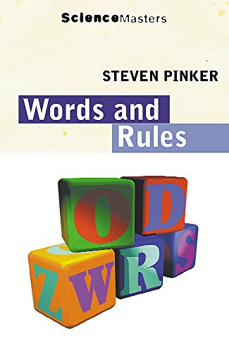 9780753810255: Words and Rules: The Ingredients of Language (Science Masters)