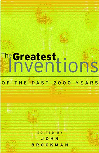 9780753811283: The Greatest Inventions of the Past 2000 Years