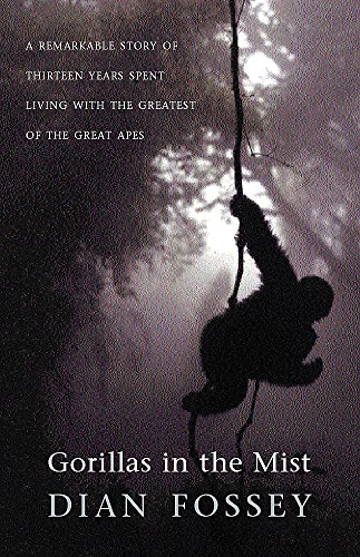 9780753811412: Gorillas in the Mist: A Remarkable Story of Thirteen Years Spent Living with the Greatest of the